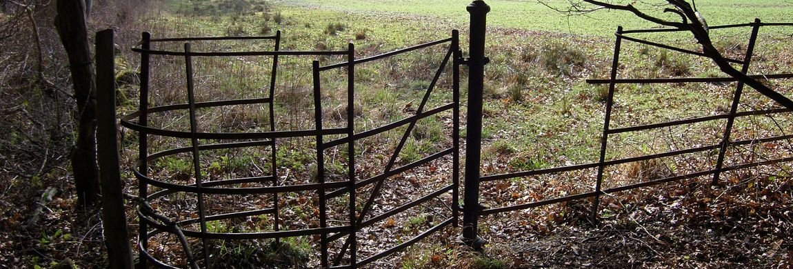 A Well Worn Stile on a Local Foot path